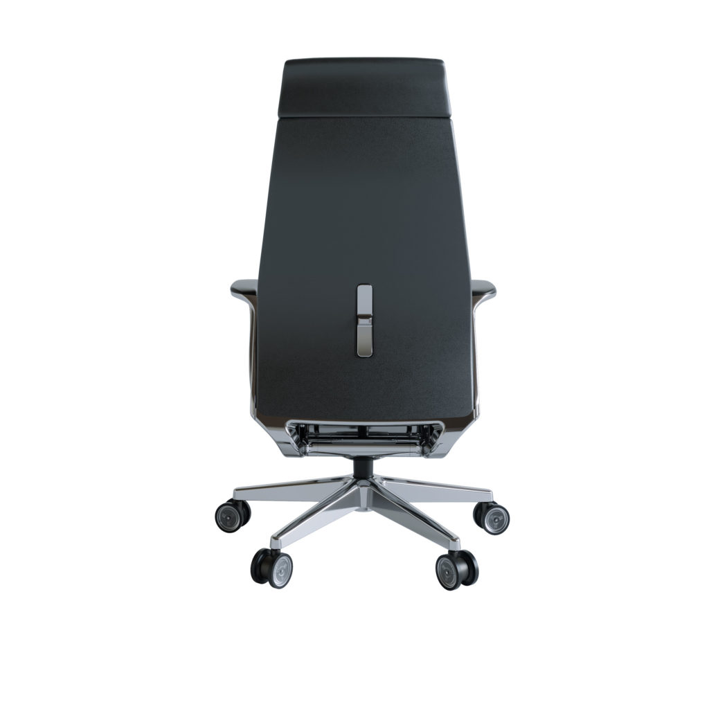NLC Nightingale Chair High Back (Black)