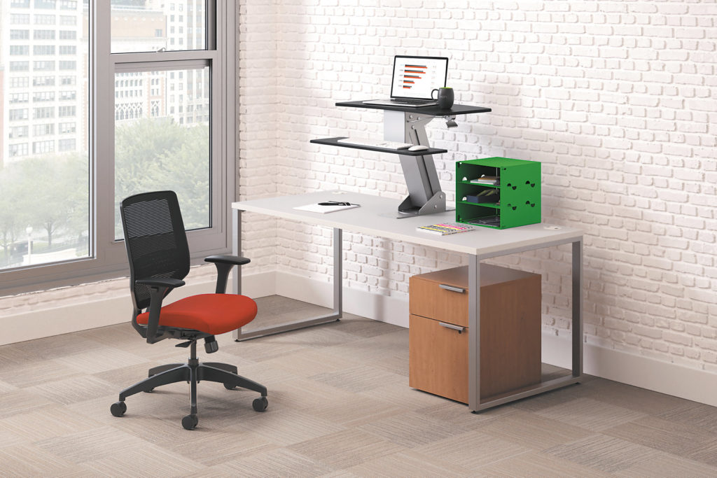 HON Solve Chair in Office